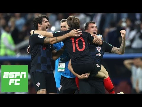 Croatia beats England in 2018 World Cup to reach final vs. France [Instant Analysis] | ESPN FC
