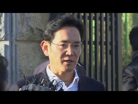 Samsung-Erbe Lee Jae-yong auf Bewährung frei