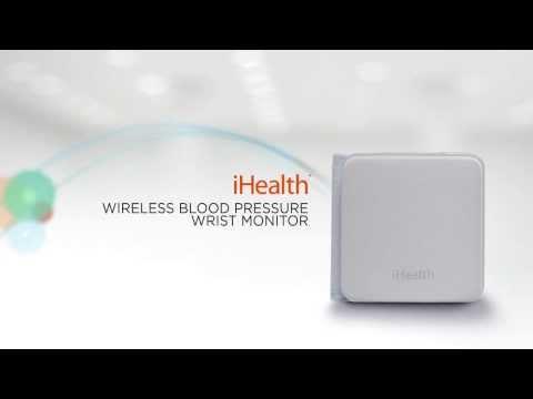 iHealth Blood Pressure Wrist Monitor
