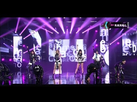2NE1-'COME BACK HOME' 0327 M COUNTDOWN: NO.1 OF THE WEEK