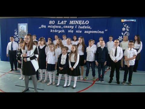 Jubileusz 80.lecia Szkoły Podstawowej w Bebelnie