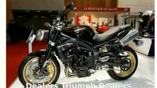 1. 2011 Triumph Street Triple R -  Specification motorbike