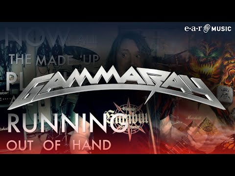 Gamma Ray - Master Of Confusion (2013) [HD 1080p]