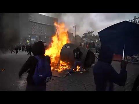 Frankreich: »Systematische Attacken von Gelbwesten au ...