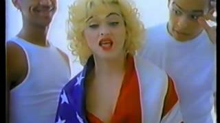Video Madonna Rock the Vote PSA 1990 MP3, 3GP, MP4, WEBM, AVI, FLV Juli 2018
