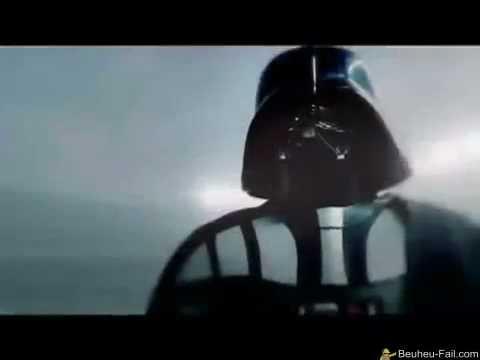 Darth Vader y el penalti (Mexico vs Francia). El lado oscuro de la fuerza nunca te deja tirado.