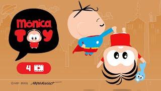 Video Mônica Toy | 4ª temporada completa (26 episódios + 1 especial - 13 minutos) MP3, 3GP, MP4, WEBM, AVI, FLV Agustus 2018