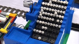 Video LEGO Great Ball Contraption / Rube Goldberg | BrickFair Alabama 2016 MP3, 3GP, MP4, WEBM, AVI, FLV September 2018