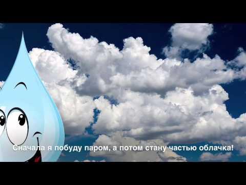 Путешествие капельки (видео)