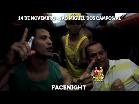 Polentinha do Arrocha em São Miguel dos Campos 14-11-2013