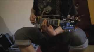 Video Llyr u Čmeláka - kytary fáze I.