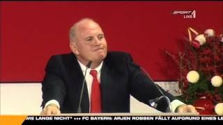 Uli Hoeneß und die Alaba-Anekdote