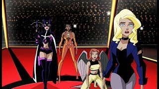 Download Video Justice League Girls vs Wonder Woman | Justice League Unlimited MP3 3GP MP4