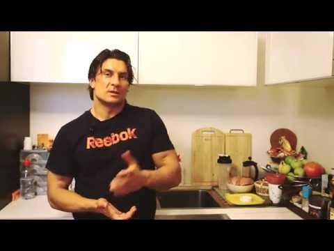 Оксана Яшанькина - Вкусная диета от семьи Яшанькиных (видео)