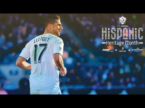 Video: Sebastian Lletget on being an inspiration for Latino youth | Hispanic Heritage Month