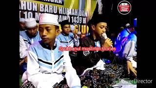 I LOVE YOU NABI - Voc. Gus Azmi feat Hafidzul Ahkam - Syubbanul Muslimin