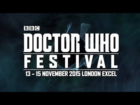 Doctor Who Festival Tickets Go On Sale Friday June 5th!