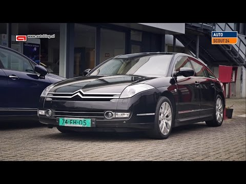 Citroën C6 buyers review