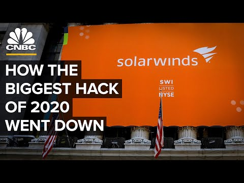 The SolarWinds Hack And The Future Of Cyber Espionage