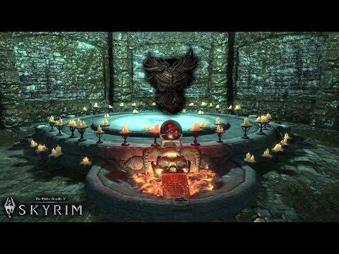 Skyrim как сделать огненную соль