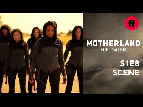 Motherland: Fort Salem Season 1, Episode 8 | The Cadets Destroy The Spree Truck | Freeform