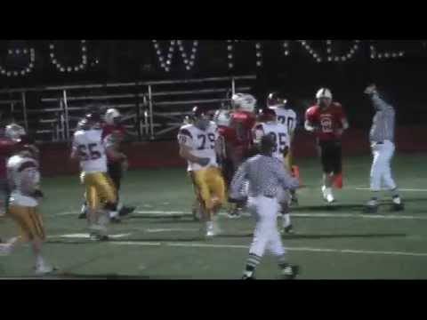 Tyler Matakevich 2009 High School Highlights video.