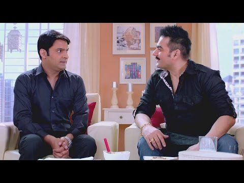 Learnt A Lot From Arbaaz Khan During Shoot : Kapil Sharma