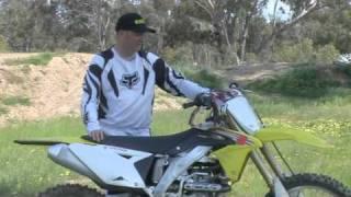 3. Suzuki 2011 RM-Z 450 Review