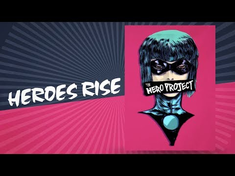 Video of Heroes Rise: The Hero Project