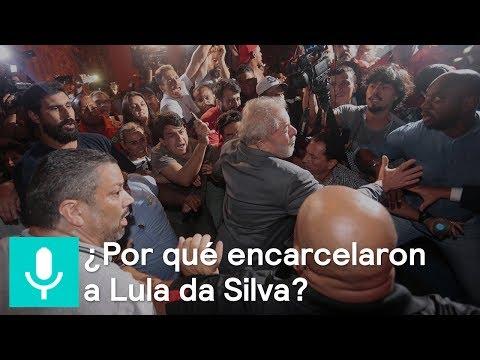¿Por qué encarcelaron a Lula da Silva? - Es la hora de opinar - 16 de abril 2018