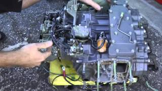 9. How To Disable/Bypass A 2 Stroke OutBoard Oil Injection System