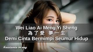 Video Wei Liao Ai Meng Yi Sheng - Demi Cinta Bermimpi Seumur Hidup - 為了愛夢一生 - 周薇 Zhou Wei MP3, 3GP, MP4, WEBM, AVI, FLV Februari 2019