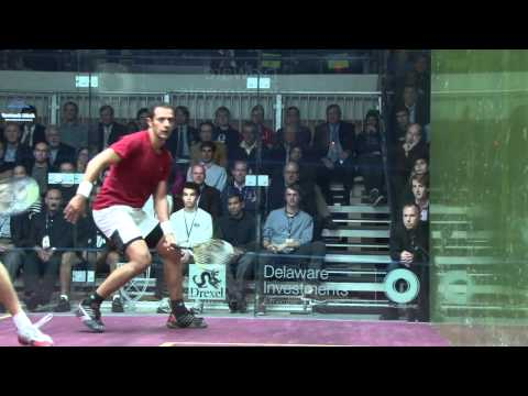2011 Squash US Open at Drexel University