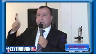 CHP Zeytinburnu A.Adayı HASAN ALİ HAYIRLIOĞLU'nun Tanıtım Toplantısı