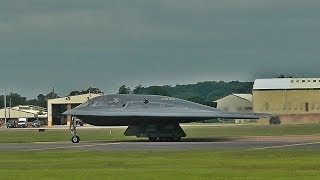 Nonton B-2s take off from RAF Fairford - 15/06/14 Film Subtitle Indonesia Streaming Movie Download