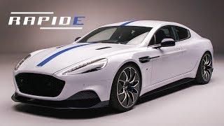 Aston Martin Rapide E: Goodbye V12, Hello EV | Carfection 4K by Carfection