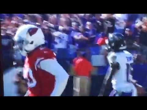 Ravens vs cardinals 3rd&11 marquise brown catch