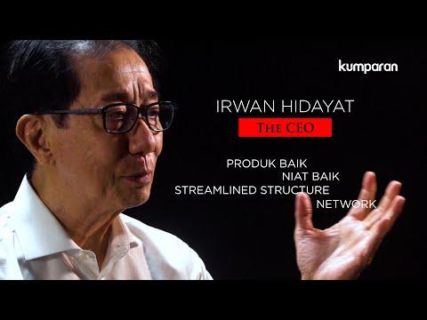 The CEO: Irwan Hidayat, Pelopor Jamu Modern Lewat Sido Muncul