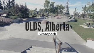 Olds (AB) Canada  city images : Olds Skatepark Alberta Canada