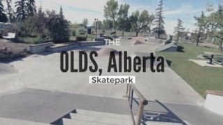 Olds (AB) Canada  city photos gallery : Olds Skatepark Alberta Canada