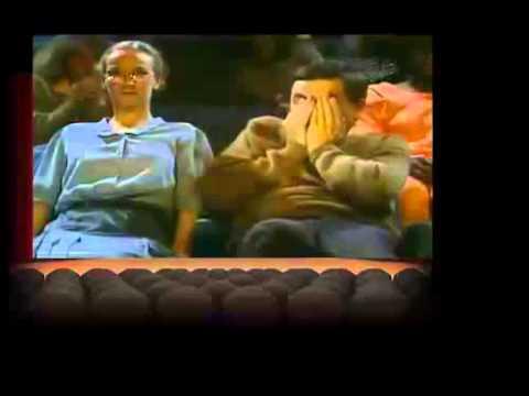 Mr Bean đi xem phim kinh dị - Hài hước vô đối