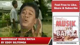 Video Lagu Batak - Eddy Silitonga - Marrokkap Dung Matua MP3, 3GP, MP4, WEBM, AVI, FLV Agustus 2018