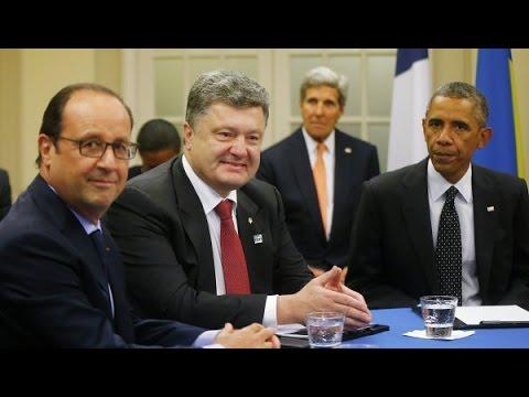 """Дежавю, """"Жмурки"""" и Саммит НАТО"""