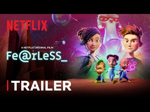 Fearless Trailer 🦸🏿♂️ Netflix Futures