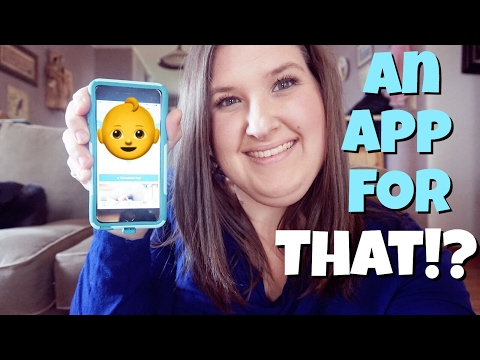 THE BEST TRYING TO CONCEIVE APPS // FERTILITY APPS // TTC