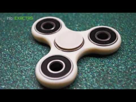Spinner, el juguete que puede ser un aliado para enseñar Física