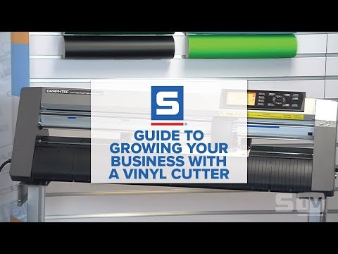 Guide to Growing Your Business with a Vinyl Cutter: Top Opportunities & Best Practices