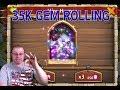 Awesome 35K Gem Rolling Castle Clash