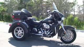 7. Used 2013 Harley Davidson Tri Glide Trike for sale