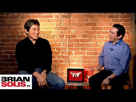 Guy Kawasaki on the Art of Enchantment | Revolution Season 2 | BrianSolisTV